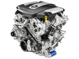 Photos of Engines  Cadillac 3.6L V-6 VVT DI Twin Turbo (LF3)