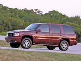 Cadillac Escalade 1999–2000 photos