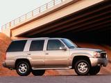 Cadillac Escalade 1999–2000 pictures