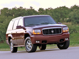 Cadillac Escalade 1999–2000 wallpapers