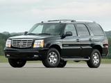 Cadillac Escalade 2001–06 images
