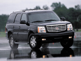 Cadillac Escalade 2001–06 photos
