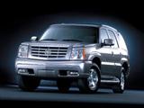 Cadillac Escalade 2001–06 pictures