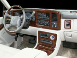 Cadillac Escalade Twin Turbo Concept 2001 wallpapers