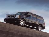 Cadillac Escalade ESV 2002–06 images