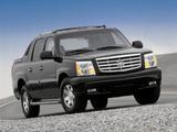 Cadillac Escalade EXT 2002–06 photos