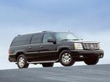 Cadillac Escalade ESV 2002–06 pictures