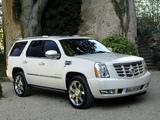 Cadillac Escalade Hybrid EU-spec 2009 images