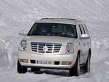 Cadillac Escalade Hybrid EU-spec 2009 wallpapers