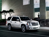 Cadillac Escalade Platinum Edition Hybrid 2009 wallpapers