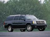 Images of Cadillac Escalade ESV Platinum Concept 2002