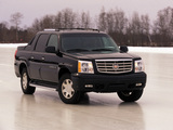 Images of Cadillac Escalade EXT 2002–06