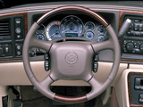Images of Cadillac Escalade ESV Platinum Edition 2004–06