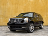 Images of Cadillac Escalade ESV 2006–14