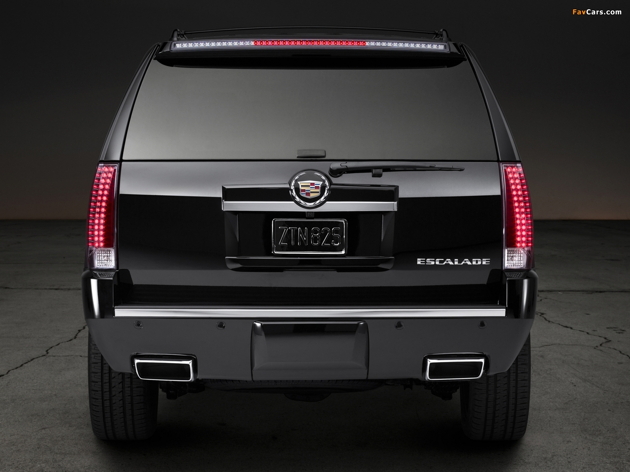 Images of Cadillac Escalade Premium Collection 2012 (1280 x 960)