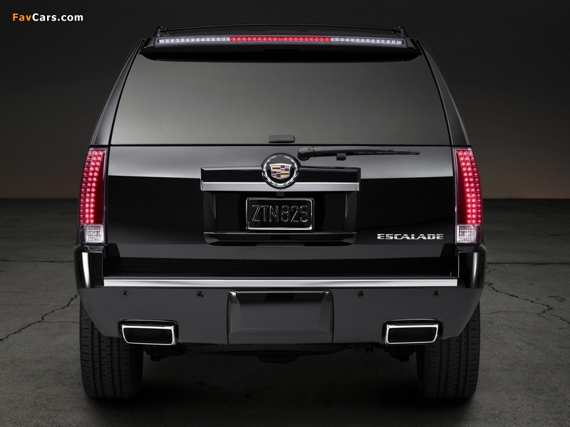 Images of Cadillac Escalade Premium Collection 2012 (800 x 600)