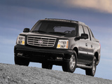 Photos of Cadillac Escalade EXT 2002–06