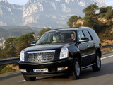 Photos of Cadillac Escalade EU-spec 2006