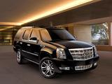 Photos of Cadillac Escalade Platinum Edition Hybrid 2009