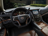 Photos of Cadillac Escalade 2014