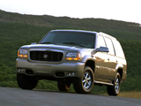 Pictures of Cadillac Escalade 1999–2000