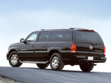 Pictures of Cadillac Escalade ESV 2002–06
