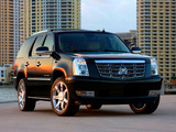 Pictures of Cadillac Escalade 2006–14