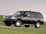 Cadillac Escalade 2001–06 wallpapers