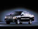 Cadillac Escalade EXT 2002–06 wallpapers