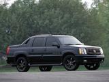 Cadillac Escalade EXT M Concept 2002 wallpapers
