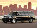Wallpapers of Cadillac Escalade ESVe Limousine 2006