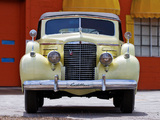 Cadillac V16 Convertible Coupe by Fleetwood (38-9067) 1938 photos