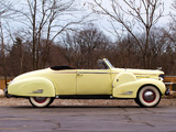 Cadillac V16 Convertible Coupe by Fleetwood (38-9067) 1938 photos