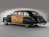 Cadillac Fleetwood Seventy-Five Sedan by Bohman & Schwartz 1949 images