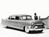 Cadillac Fleetwood Seventy-Five Limousine 1955 images