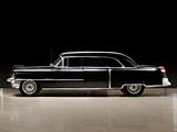 Cadillac Fleetwood Seventy-Five Limousine 1955 wallpapers