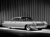 Cadillac Fleetwood Sixty Special 1960 wallpapers