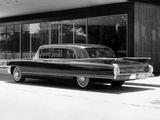 Cadillac Fleetwood Seventy-Five Limousine 1962 wallpapers