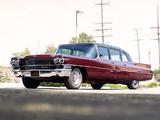 Cadillac Fleetwood Seventy-Five Sedan 1963 wallpapers
