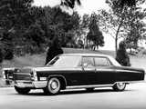 Cadillac Fleetwood Sixty Special (68069-M) 1968 images