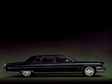 Cadillac Fleetwood Seventy-Five 1971–76 images