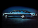 Cadillac Fleetwood Limousine 1979 pictures