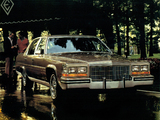 Cadillac Fleetwood Brougham 1980–86 photos