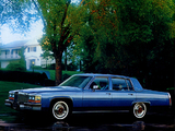 Cadillac Fleetwood Brougham 1980–86 wallpapers