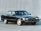 Cadillac Fleetwood 1991–92 images