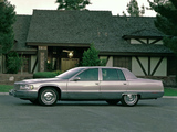 Cadillac Fleetwood 1993–96 photos