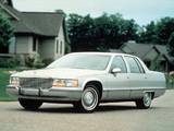Cadillac Fleetwood 1993–96 pictures