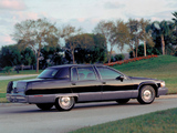 Cadillac Fleetwood 1993–96 wallpapers