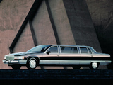 Cadillac Fleetwood Limousine 1993–96 wallpapers
