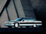 Cadillac Fleetwood 1993–96 wallpapers